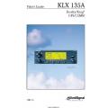 KLX 135A Pilots Guide Bendix/King GPS/COMM  $4.95