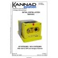 Kannad AF Integra AF H Integra Initial Installation Manual 2010 DOC09081A