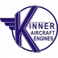 Kinner Aircraft Engine Decal,Sticker!