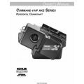 Kohler Command 6 HP XKE Series Horizontal Crankshaft Owner's Manual $4.95