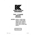 Kohler K292-2, K340-2, K399-2, K440-2, K618-2 Two Cycle Engines Service Manual