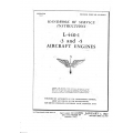 Ranger L-440-1 -3 and  -5 Handbook of Service  Instruction  $10.95