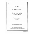 Piper J-3 Cub Military L-4A & L-4B Pilot's Flight Operating Instructions $2.95