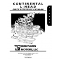 Continental L-Head Quick Reference Catalog  $ 6.95