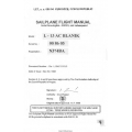 Blanik L-13 AC Sailplane Flight Manual  $4.95