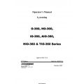 Lycoming Operator's Manual for O-360, HO-360, IO-360, AIO-360,HIO-360 & TIO-360 60297-12 60297-12-4 $19.95
