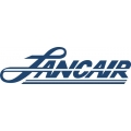 "Lancair Decal-Sticker 2 1/2"" high by 8 1/2"" wide!"