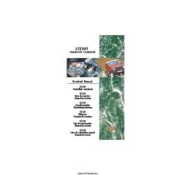 Land Rover LT230T Transfer Gearbox Overhaul Manual 1997 $4.95