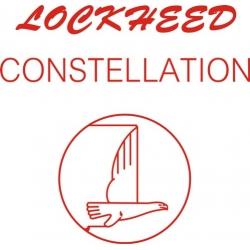Lockheed Constellation Aircraft Logo,Decals!