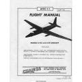 Lockheed U-2C and U-2F Aircraft Flight Manual/POH 1967 - 1968 $9.95