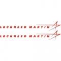 Lockheed Martin Aircraft Logo,Decals!