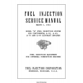 Luscombe Fuel Injection Service Manual $4.95