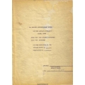 Luscombe T-8F Crop Sprayer and Standard Airplane Flight Manual/POH 1949