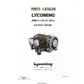 Lycoming O-290-D2 Series Aircraft Engines Parts Catalog 1960 $9.95