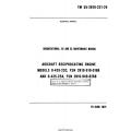 Lycoming O-435-23C, O-435-25A Aircraft Reciprocating Engine Maintenance Manual 1971