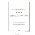 Lycoming R-680-17 Aircraft Engines Service Instructions 1944 $5.95