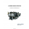 Lycoming Engine Operation  $9.95