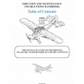 Piper USAF model L-21A  Erection and Maintenance Instructions  Handbook $13.95