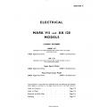 Jaguar Model Mark VII and XK 120 Electrical