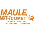 Maule MXT-7 Comet Aircraft Decal 2 1/2''high x 5 1/2''wide!