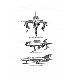 MIG-21 Pilots Flight Operating Instructions $9.95