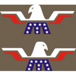 Mooney Aircraft Emblem,