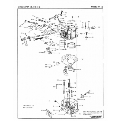 lycoming aircraft engine diagram
