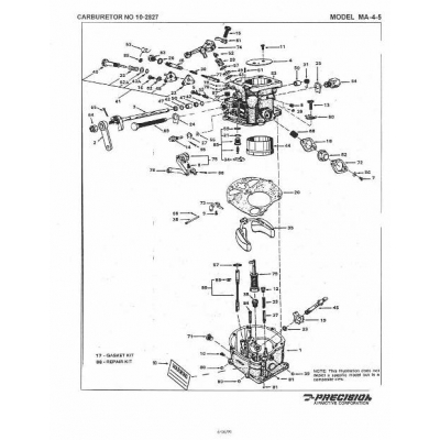 farmall 400 carburetor diagram