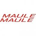 Maule Aircraft Decal/Sticker 2 7/8''high x 17''wide!