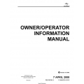 McCauley Propeller Owner/Operator Information Manual MPC26-02 $13.95