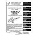 McDonnell Douglas F/A-18A/B/C/D 161353 & UP Aircraft Natops Flight Manual/POH 1997 - 2000 $13.95