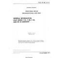 McDonnell F-4C,-D,-E & RF-4C USAF Series Aircraft Structural Repair Organizational & Field 1971 $9.95