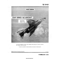 McDonnell F-4E USAF Series Aircraft T.O 1F-4E-1 Flight Manual/POH 1979 $13.95