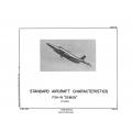 "McDonnell F3H-IN ""Demon"" Standard Aircraft Characteristics 1955 $2.95"