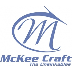 Mckee Craft The Unsinkables Boat Logo,Decals!