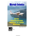 Microair Avionics M760 Transceiver Install and User Manual $9.95
