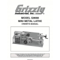 Mini Metal Lathe Owner's Manual