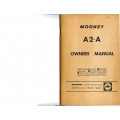 Mooney A2-A Owner's Manual Rev 1965 $9.95