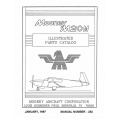 Mooney M20M Parts Catalog $13.95