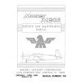 Mooney M20R Service & Maintenance Manual $13.95