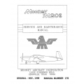 Mooney M20S Service & Maintenance Manual $13.95
