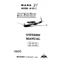 Mooney Mark 21 M20C Owners Manual $13.95