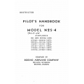 Stearman N2S-4 Pilot's Handbook $2.95