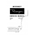 Mooney M20C Owners Manual N7117V $6.95