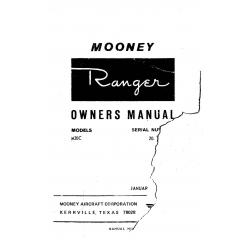 Mooney M20C Owners Manual N7117V
