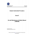 NASA DCP-O-001 Dryden Centerwide Procedure Code O Aircraft Maintenance & Safety Manual $5.95