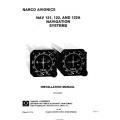 Narco Nav 121, 122 & 122A Navigation Systems Installation Manual 1979 03723-0620