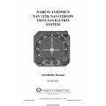 Narco Nav 122D, Nav 122D/GPS TSO Navigation System Installation Manual 2000 03128-0620