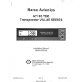 Narco AT165 TSO Transponder Value Series Installation Manual 2005 03609-0620VS $9.95
