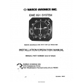 Narco IDME 891 System Installation and Operation Manual Part Number 03315-0620 $13.95